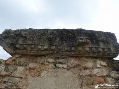Parque Arqueológico Segóbriga-Monasterio Uclés;estacion pinilla zona de marcha en madrid turismo